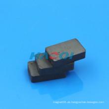 China-heiße Verkauf keramische Ferrit-Rechteckformmagneten