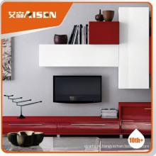 Com garantia de qualidade preço barato armário de televisão moderno