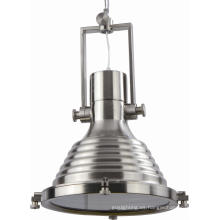 Lámpara Colgante Simpleness de la Sala de Cena (C708 NICKLE)