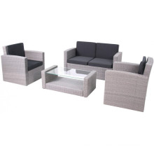 Patio Wicker Rattan Furniture Lounge Sofa Set Outdoor Furniture