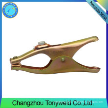 350A Italy Nevada type tig ground clamp earth clamp
