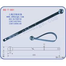 Metallbanddichtung BG-T-001, Metallkugeldichtung für Sicherheitszwecke