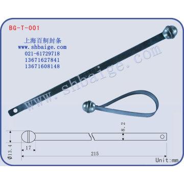 Metallkugel Gütesiegel BG-T-001