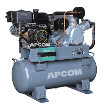 16HP 15HP 18HP 25HP 11KW 13KW 18.5KW portable diesel air compressor