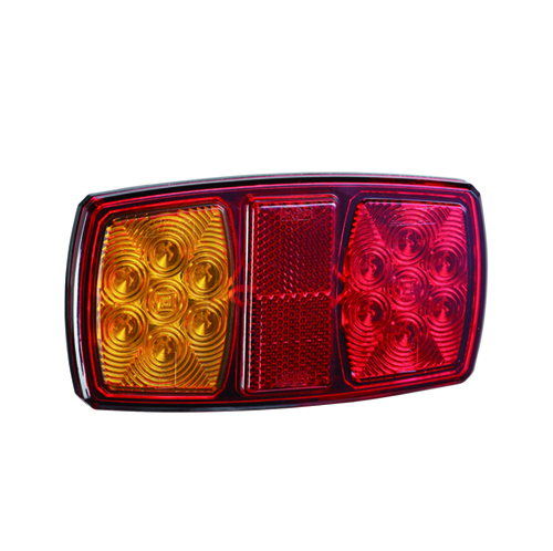 LED Boat Trailer Tail Lamps