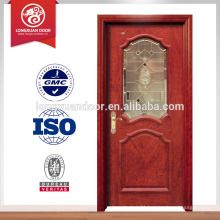 Factory Custom Wooden Building Doors, Screen Fire-Proof Door