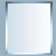 Abgeschrägte Badezimmerspiegel, lange große Spiegel