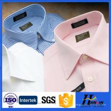 Shirt melhor fonte de tecido da China