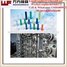 China fornecedor de produção Jar PET pré-forma de molde / OEM Personalizado de injeção de plástico Jar Pet pré-forma de molde fabricado na China