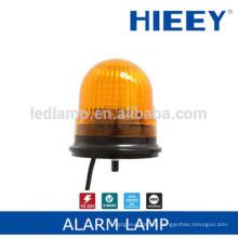 Luz de advertencia ámbar del LED de la lámpara de la alarma del camión que gira y LED magnética del estroboscópico de la luz de emergencia, luz estroboscópica del LED