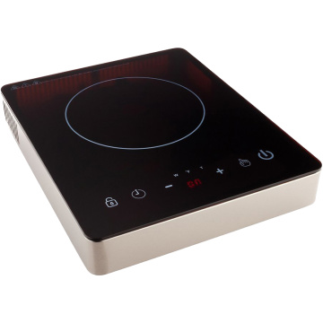 Brûleur de comptoir à induction portable à induction 1800W - 120V / 60Hz - Noir ETL