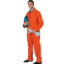 Vêtements réfléchissants pour vêtements de travail résistants à la pluie et au feu