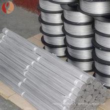 Fio de tungstênio de prata puro de 0.02mm 99.95%