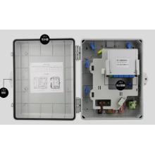 1 * 16 Fibra Óptica Splitter Terminal Box