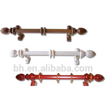 hot sale mental curtain rods and curtain decorative hardware