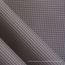 Tejido de rejilla de poliéster Tejido de doble tono de PVC / PU