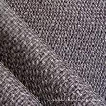 Tissu en tôle double en PVC / PU en polyester