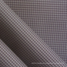 Polyester Grid Fabric PVC/PU Double Tone Fabric
