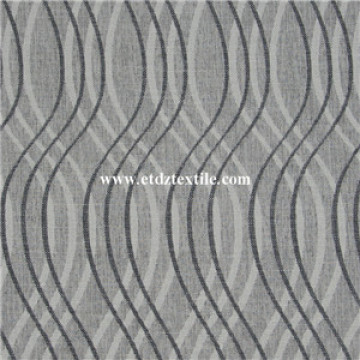 American Style Of 2017 Linen Like Curtain Fabric