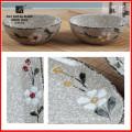 japanese style various size ceramic bowl customized ceramic soup bowl rice bowl
