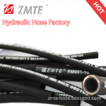 SAE R15 High Pressure Reinforced Hydraulic Rubber Hose