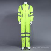 Поли Привет viz Отражательная комбинезон рабочая одежда с Отражательная лента (BLY1008)