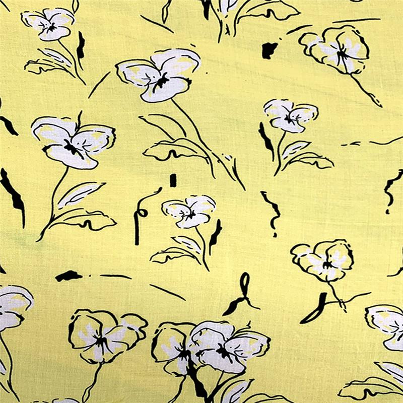 Rayon Women Fabric