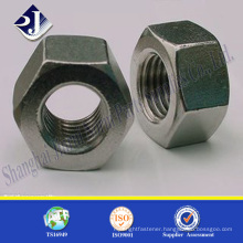 High strength hex nut A2-70 Hex nut Stainless steel hex nut