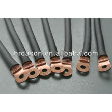 Ultrasonic Metal Welding Copper Wire to Copper Sheet