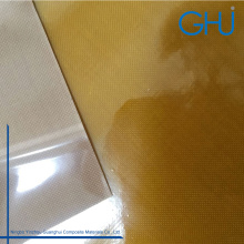 Teflon revestido com fita de silicone