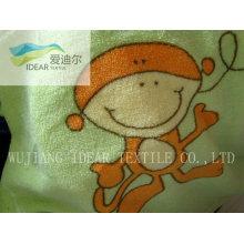 Печатные отель мыть полотенце ткань 011