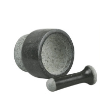 Solid Granite Mortar and Pestle Set