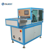 High Quality Hole Punching Machine for PVC / PETG and ABS Sheets