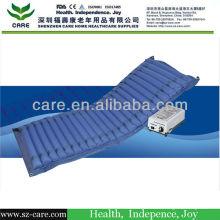Matelas pneumatique médical d'hôpital avec pompe spéciale et pvc gonflable