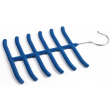 Clipe de cabide de gravata plástica moda moderna
