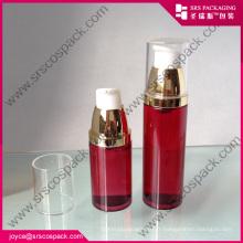 Conception de bouteilles en PET cosmétique SRS1