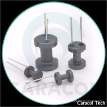 DR2W 4X6 Hochleistungs-NiZn-Trommel-Ferritkern für DIP-Energie-Drossel