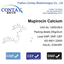 Contay Mupirocin Calcium CEP DMF Material