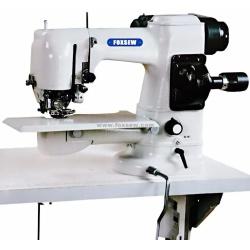 Dubbelzijdige kasjmier overbekleding blinde steek naaimachine