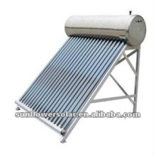 Stainless Steel 18Tube Solar Collector