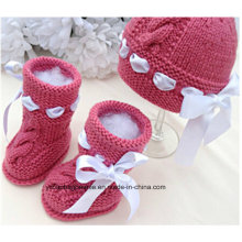 Lovely Warm Baby Knitting Pattern Baby Shoe