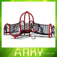 Outdoor-Spielplatz Klettergerüst für Kinder