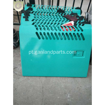 Kobelco Escavadeira SK260-8 Metal Covers Compartment Doors