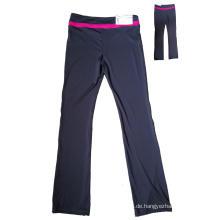 Wir Polo Damen Laufhose, Yoga Wear, Sport Athletisch Gym Compression Fitness Wear