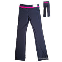 Shorts de course de femmes de nous Polo, vêtements de yoga, Sports Athletic Gym Compression Fitness Wear