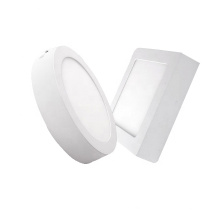 6W round ce rohs approved led panel light