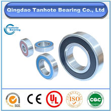 R168-2RS Deep Groove Ball Bearing,Miniature bearing