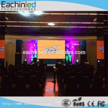 Shenzhen-Lieferant Innenflexible P3.9 video farbenreiche nahtlose geführte Videowand