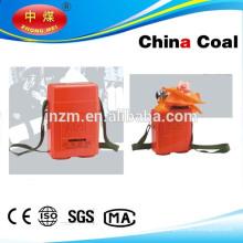 Auto-sauveteur à oxygène comprimé isolé ZYX120