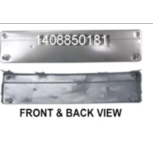 License Plate 1408850181 for Mercedes-Benz W140